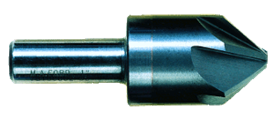 MA FORD Carbide Countersink 3//4″ 100° 6FL 78166